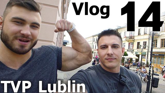 Wywiad-TVP-Lublin---Bez-Tobołów-po-Deptaku---Vlog-14--SteelTVP